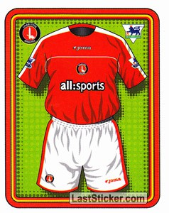 Home Kit (Charlton Athletic)