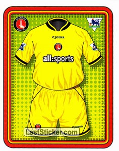 Away Kit (Charlton Athletic)