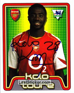 Kolo Toure (Arsenal)
