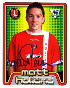 Matt Holland (Charlton Athletic)