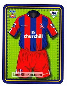 Home Kit (Crystal Palace)