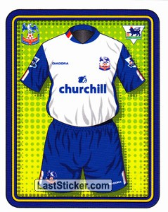 Away Kit (Crystal Palace)