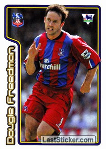 Dougie Freedman (Star Player) (Crystal Palace)