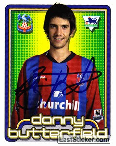Danny Butterfield (Crystal Palace)