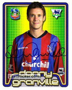 Danny Granville (Crystal Palace)