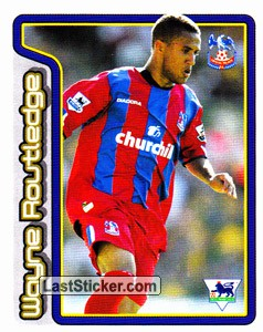 Wayne Routledge (Key Player) (Crystal Palace)