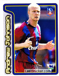 Andrew Johnson (Key Player) (Crystal Palace)