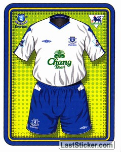 Away Kit (Everton)