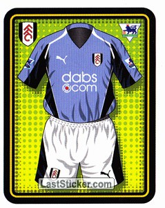 Away Kit (Fulham)
