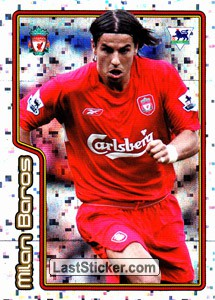 Milan Baros (Star Player) (Liverpool)