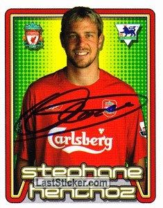 Stephane Henchoz (Liverpool)