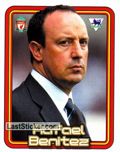 Rafael Benitez (The Manager) (Liverpool)