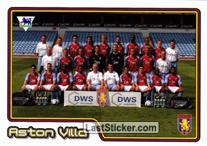 Team Photo (Aston Villa)