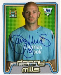 Danny Mills (Manchester City)