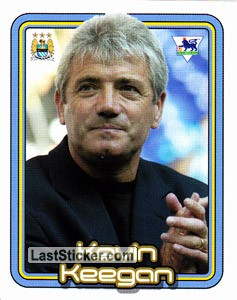 Kevin Keegan (The Manager) (Manchester City)