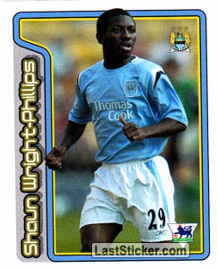Shaun Wright-Phillips (Key Player) (Manchester City)