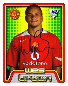 Wes Brown (Manchester United)