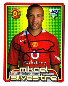 Mikael Silvestre (Manchester United)