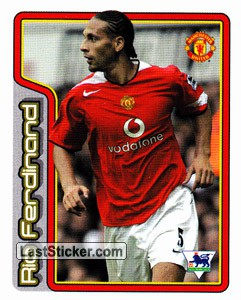 Rio Ferdinand (Key Player) (Manchester United)