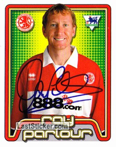 Ray Parlour (Middlesbrough)