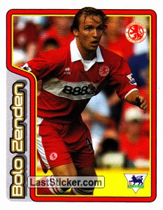 Bolo Zenden (Key Player) (Middlesbrough)