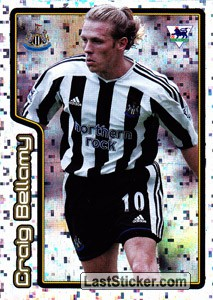 Craig Bellamy (Star Player) (Newcastle United)