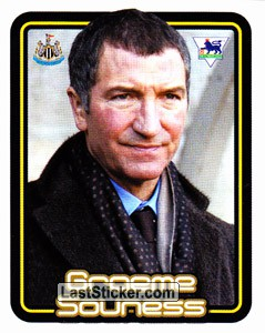 Graeme Souness (The Manager) (Newcastle United)