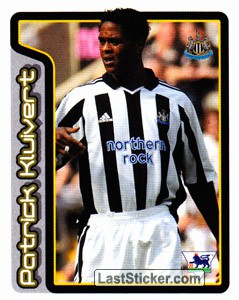 Patrick Kluivert (Key Player) (Newcastle United)