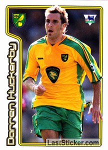 Darren Huckerby (Star Player) (Norwich City)