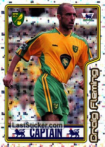 Craig Fleming (Captain) (Norwich City)