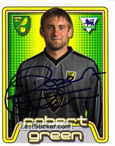 Robert Green (Norwich City)