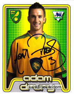 Adam Drury (Norwich City)