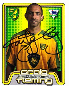 Craig Fleming (Norwich City)