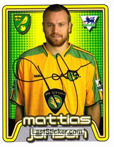 Mattias Jonson (Norwich City)