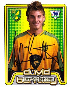 David Bentley (Norwich City)
