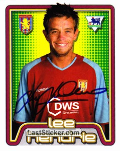 Lee Hendrie (Aston Villa)