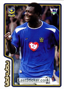 Yakubu (Star Player) (Portsmouth)