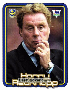 Harry Redknapp (The Manager) (Portsmouth)