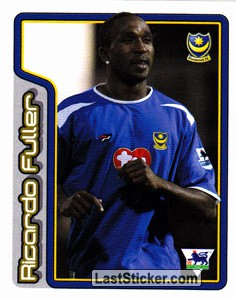 Ricardo Fuller (Key Player) (Portsmouth)