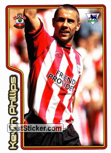 Kevin Phillips (Star Player) (Southampton)