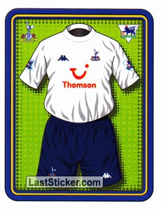 Home Kit (Tottenham Hotspur)