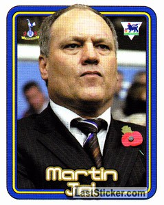 Martin Jol (The Manager) (Tottenham Hotspur)