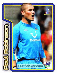 Paul Robinson (Key Player) (Tottenham Hotspur)