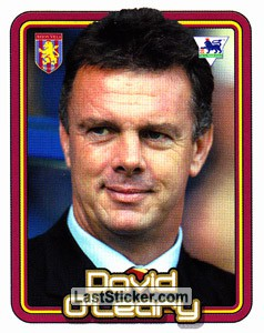 David O'Leary (The Manager) (Aston Villa)