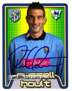 Russell Hoult (West Bromwich Albion)