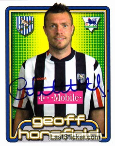 Geoff Horsfield (West Bromwich Albion)