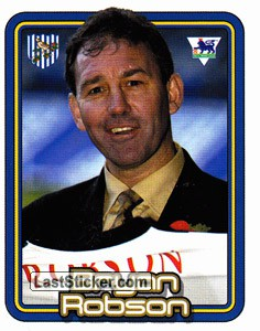Bryan Robson (The Manager) (West Bromwich Albion)