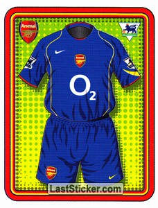 Away Kit (Arsenal)