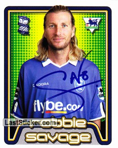 Robbie Savage (Birmingham City)