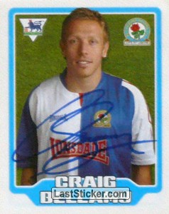Craig Bellamy (Blackburn Rovers)